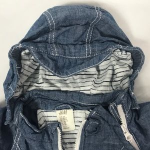 H&M Jackets & Coats - ¡¡¡☘️3/$20!!! H&M Kids Jacket PI